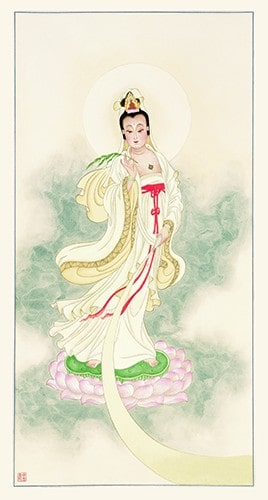 Poster Quan Yin