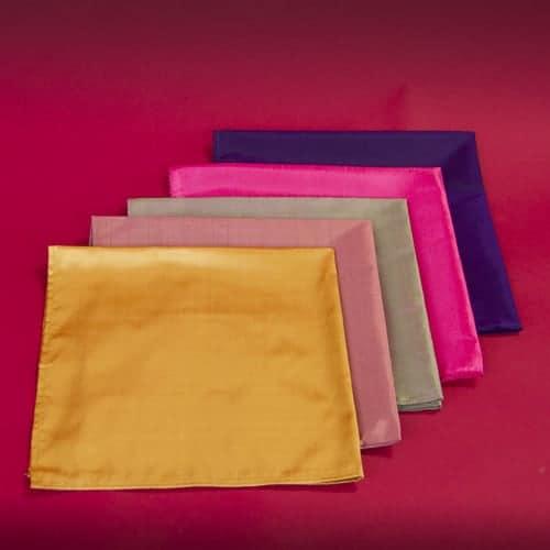 Thai silk massage cloth-0