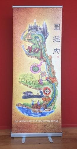 """Roll-up banner """"Innerlijke alchemie""""-0"""